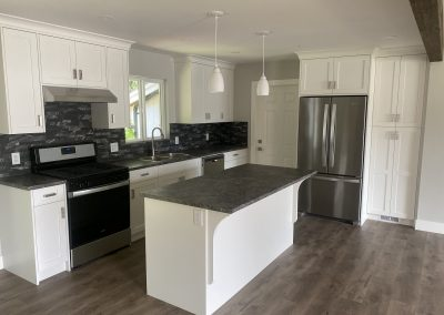 Whole House Renovation in Abbotsford
